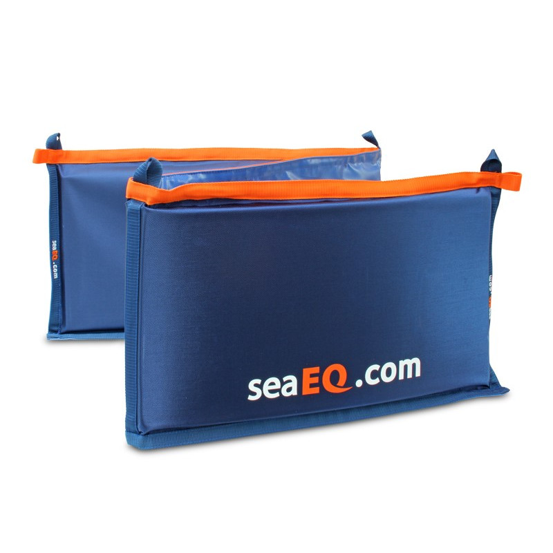 SeaEQ-Langfender, Blau 1400x400mm
