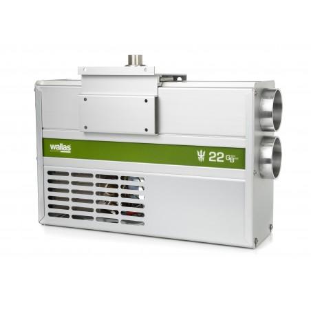 Wallas Dieselheizung Typ 22 GB